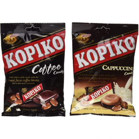 buy Kopiko Candy Variety Pack (Coffee and Cappuccino) by Kopiko from sbcornerstore.com