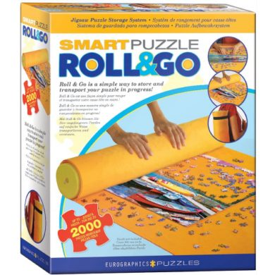 buy Eurographics 8955-0102 Roll & Go Jigsaw Puzzle Mat (fits up to 2000 Pieces) from sbcornerstore.com